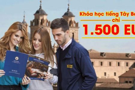 Tây Ban Nha - Sự lựa chọn hoàn hảo cho du học chi phí thấp