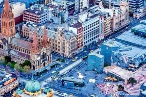 Melbourne được xếp hàng là thành phố đáng sống nhất thế giới