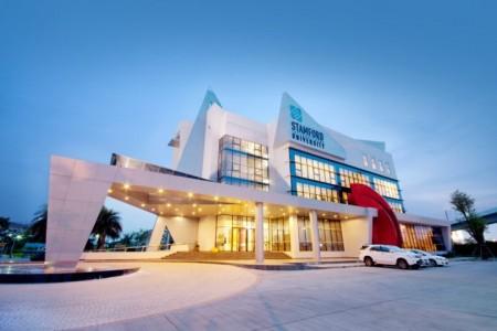 Đại học Stamford - Du học Thái Lan nhận bằng quốc tế với chi phí cực tiết kiệm