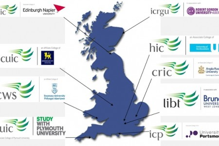 Các trường thuộc Tập đoàn giáo dục Navitas (Anh Quốc)