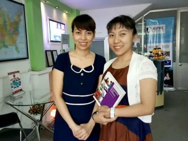Du học Anh - Thùy Chinh