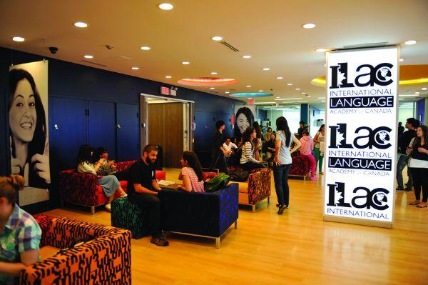 Học viện Ngôn ngữ quốc tế Canada ILAC